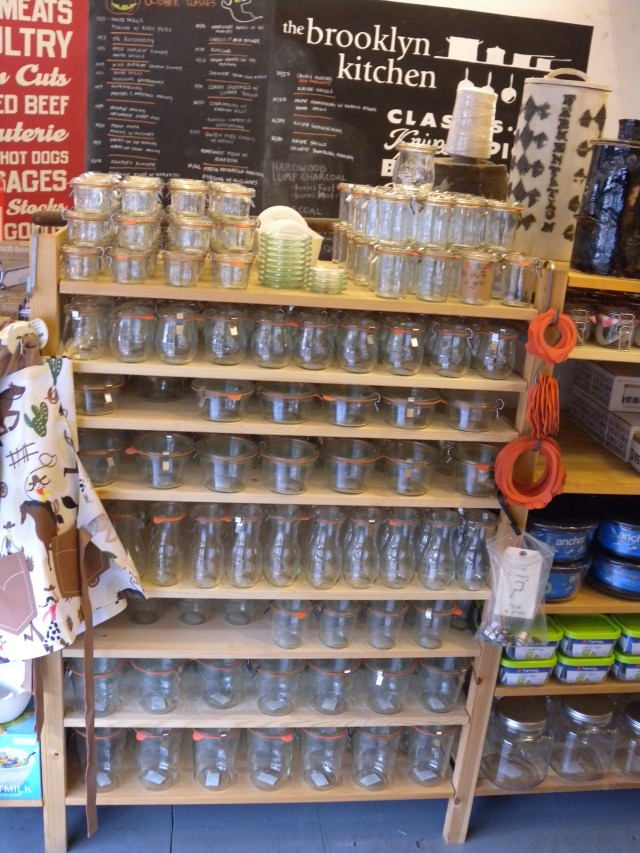 The Brooklyn Kitchen: Canning Central | Urbanfoodguy