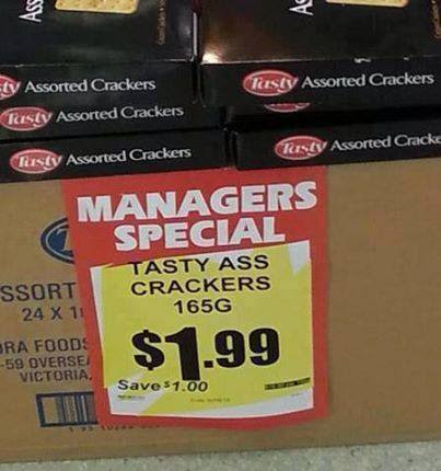 Manager's Special
