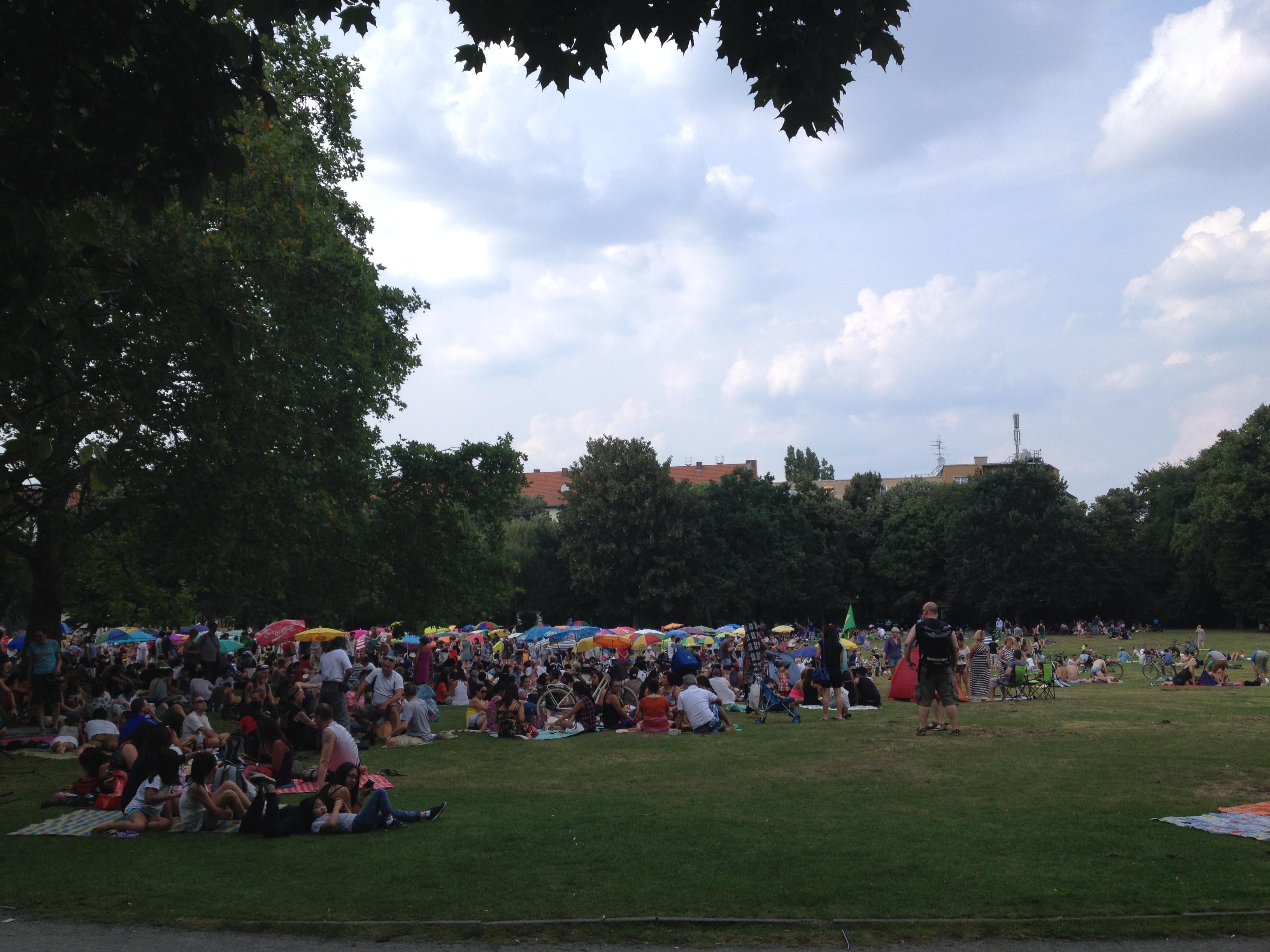 Preußenpark Berlin food in preussen park and food in berlin urbanfoodguy